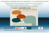 Jornada Salud Mental y Comunicación APICES Cartagena