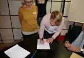 Firma Protocolo de atención socio-sanitaria a personas con trastorno mental grave o drogodependencia