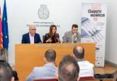 Presentación del stand de Cartagena en la feria Región de Murcia Gastronómica