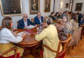 Reunión de la Junta de Gobierno Local