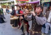 Inauguración del Mercado Medieval de Cartagena