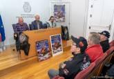 Presentación del Trofeo Corpus de Motociclismo