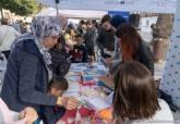 'Convive en el barrio' en la Plaza San Francisco