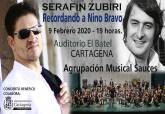 Concierto AM Sauces y Serafín Zubiri