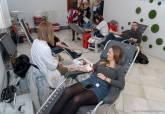 XII Maratón de donación de sangre en el Palacio Consistorial