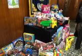 Campaña de recogida de juguetes en el Arsenal