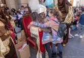 Desembarco de los Reyes Magos en Cartagena