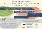 Huerto San Anton patata