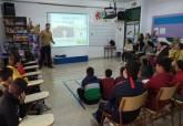 Charlas de Nutrición, deporte y salud en el colegio Mare Nostrum
