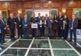 El Arsenal de Cartagena en cupones de la ONCE