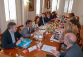 Reunión del Foro de Coordinación Interadministrativa del Mar Menor