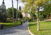 Parques y zonas verdes de Cartagena
