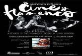 Cartel cine y flamenco