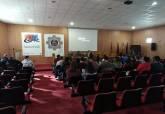 Asamblea general de la agrupación de voluntarios de protección civil