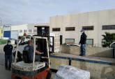 Donación de material de protección para el coronavirus por parte de General Suministros Ballester y Soldapro Ball SL