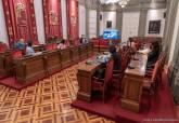 Reunión semipresencial de la Comisión Informativa de Presupuestos