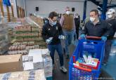FCC Business colabora con el Ayuntamiento liderando una campaña para donaciones de empresas