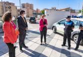 Donación del Puerto de Cartagena al dispositivo municipal de emergencia social