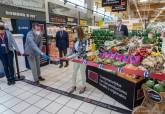 Inauguración Espacio De Productos De La Tierra En Carrefour