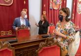Pleno del Ayuntamiento de Cartagena