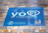 Presentación de la campaña de Centro Comercial Abierto de Cartagena
