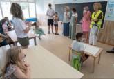 Visita Escuelas Maestros Mundi