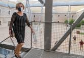 Toma de posesión de la nueva rectora de la UPCT, Beatriz Miguel