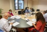 Reunión del Consejo de Administración de Casco Antiguo
