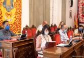 Pleno extraordinario sobre el Debate del Estado del Municipio