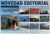 Presentación libro Sierra de la Muela y Cabo Tiñoso