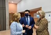 Reunión Noelia Arroyo y Gobierno Regional