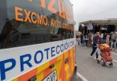 Voluntarios Protección Civil Cartagena