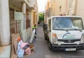 Servicios Sociales y Policía Local atienden a personas sin hogar