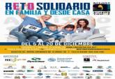 Cartel Reto Solidario 'Autismo Somos Todos' 2020