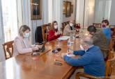 Reunión extraordinaria de la junta de portavoces para informar sobre la situación del COVID 19