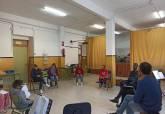 Actuaciones de divulgación en colegios de los presupuestos participativos municipales