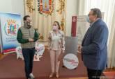 El grupo juvenil de la Escuela Municipal de Teatro recibe el Premio Nacional Buero Vallejo