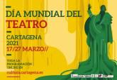 Cartel Día Mundial del Teatro