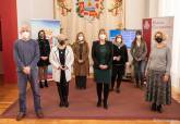 Presentación de talleres fruto de la colaboración entre el Ayuntamiento y el Teléfono de la Esperanza