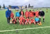 5ª Jornada Liga Comarcal de Fútbol Base