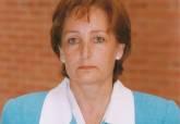 Blanca Roldán, durante su época de concejal del Ayuntamiento de Cartagena
