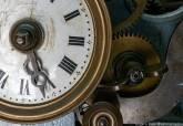 Reloj del Palacio Consistorial.