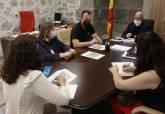 Reunión de Manuel Padín con técnicos y empresas de control de plagas