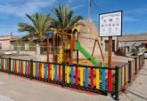 Visita a los parques infantiles de la zona oeste