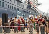 Llegada crucero Mein Schiff 2