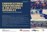Ayudas y subvenciones para los colectivos juveniles 2021