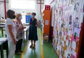 Vista de la concejala de Servicios Sociales a APICES y ASTEAMUR