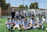 Inaguración del Campus Experiencie de la Fundación Real Madrid