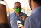 Cartagena competirá este verano por conseguir la Bandera Verde de Ecovidrio