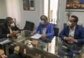 Visita embajador República Dominicana